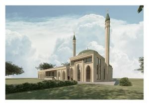 Сельская Мечеть.